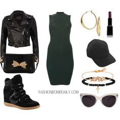Winter 2013 Style Inspiration: What to Wear to a Rihanna Concert