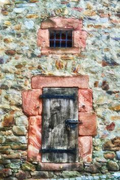 Castle Door Ger1765 by Dean Wittle  - prints and canvases available for purchase.