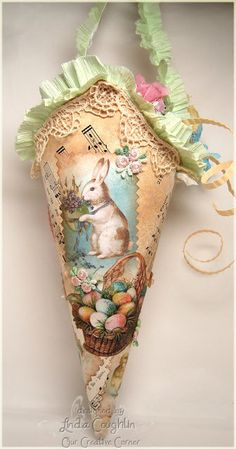 The Funkie Junkie: A Vintage Easter Project