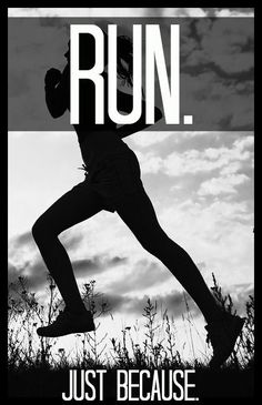 This is a really, really good reason to run. | Fit Bottomed Girls