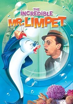 Incredible Mr Limpet - I loved this movie as a kid. I even named a kitten Mr. Limpet because he looked like Don Knotts! Don Knotts, Old Movies, Great Movies, Awesome Movies, Vintage Movies, 1990s Movies, Interesting Movies, Excellent Movies, Iconic Movies