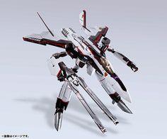 DX Chogokin YF-30 Chronos GERWALK mode.