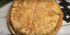 Micul dejun cu lipii, gata în doar 10 minute! - Bucatarul Avocado Salad Recipes, Pizza, Bread, Cheese, Desserts, Deserts, Dessert, Postres, Breads