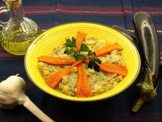 La ricetta della melitzanosalata, è semplicissima ma allo stesso tempo produce…