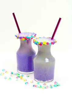 Cool Off With Some Delicious Unicorn Milk! ⋆ Brite and Bubbly