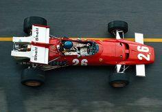 1970 Jackie Ickx, Ferrari 312B