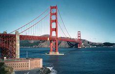 San Fran Bridge.....and not from a damn plane!