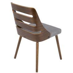 Trevi Mid-century Modern Dining Chair