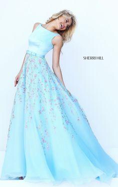 Sherri Hill 50434 Dress - MissesDressy.com