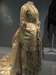 A dress by Charles Worth by Boots in the Oven, via Flickr