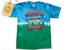 Grateful Dead Bus on Tour shirt