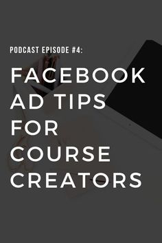 In this episode, our special guest, Jodi Bourne, a Best Facebook, How To Use Facebook, Facebook Paid Ads, Instagram Advertising, Advertising Ideas, Video Advertising, Marketing Quotes, Media Marketing, Marketing Logo