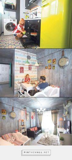 Hdb Two Room Bto 47: HDB 2 Room BTO Renovation Small Space ,big Ideas