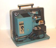 Projector / Bell and Howell 545 filmosound by EarlsBizarre on Etsy, $100.00