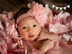 SALE  Baby Headband   Baby Girl Headbands  by PoshLittleTots