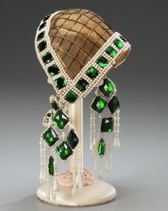 """Fripperies and Fobs Renaissance or """"Juliet"""" costume, 1928-29"""