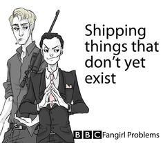 YES. (Is there something wrong for me with shipping Sebastian Moran and Moriarty? Cause I totally do.)