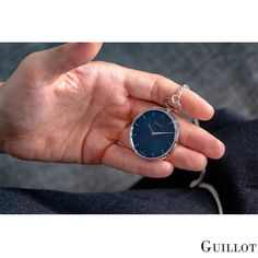 Gousset is the new watch Daniel Wellington, Men Dress, Watches For Men, Mens Fashion, Steel, Luxury, Classic, Blue, Accessories