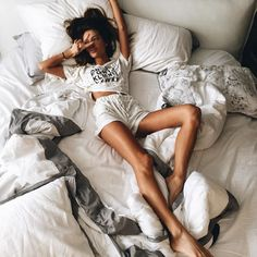 Stay in bed all day long