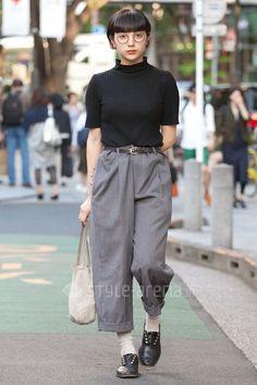Uhara   used  CLAYTON FRANKLIN LIMI feu 靴下屋 Hender Scheme   3rd week  May. 2016   Omotesando   Tokyo Street Style   TOKYO STREET FASHION NEWS   http://style-arena.jp