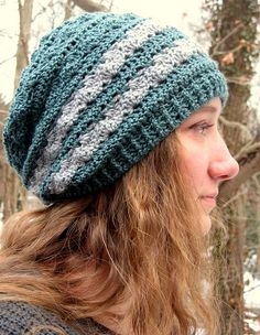 Hogwarts 5th Year Slouch pattern by Michele DuNaier