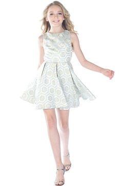 Miss Behave 'Ingrid' Dress (Big Girls) available at #Nordstrom