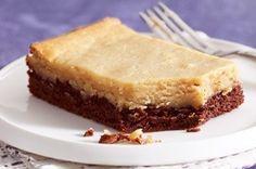 Warm & Gooey Peanut Butter-Chocolate Cake recipe