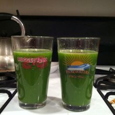 The beautiful art of juicing!
