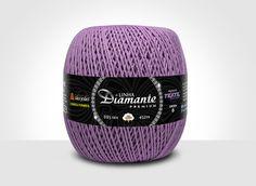 Diamante Premium cor 17 - Orquídea