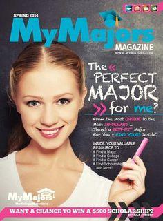 MyMajors Magazine, S
