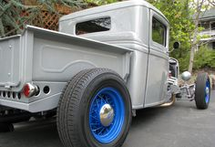 Hot rod or classic truck?