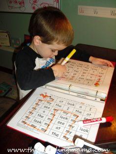 Reading the Alphabet: Letter H (Lesson 15