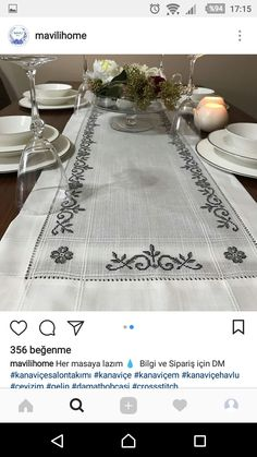 Crochet Tablecloth, Bargello, Filet Crochet, Shag Rug, Hand Embroidery, Cross Stitch Patterns, Diy And Crafts, Knitting, Home Decor
