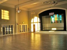 Great hall @ Greenlake  ballroom kitchen 1700  +fireside 2000