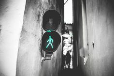 Green Traffic Light Walk Signal in Prague Narrowest Street Free Stock Photo Schools For Autism, Green Traffic Light, Super Hero Life, Go To The Cinema, Scholarships For College, Take The First Step, Learn French, Autism Awareness, School Fun