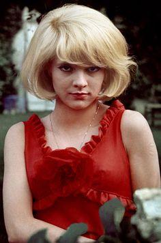 """Sylvie Vartan dans le film """"Patate"""" 1964"""