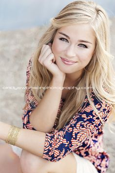 Cindy Swanson Photography  senior girl