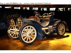 Mercedes Simplex   (1902-1910)