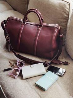 Handbag, $4580, Louis Vuitton.