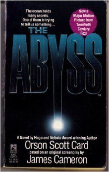 WANT TO READ: Abyss (Orson Scott Card)