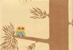 Ou, those little owls are cute! Wallpapers, Wall Art, Girls, Cute, Room, Toddler Girls, Bedroom, Daughters, Maids