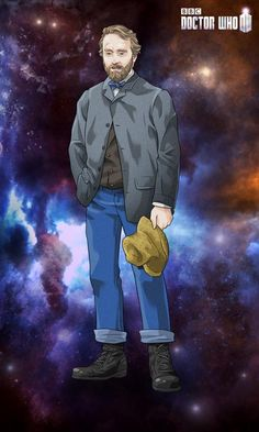 """""""Check out the new and improved Vincent Van Gogh in Doctor Who: Legacy! Doctor Who Art, 11th Doctor, Free Mobile Games, Doctor Who Episodes, Doctor Costume, Historical Costume, Nice To Meet, Dr Who, Vincent Van Gogh"""