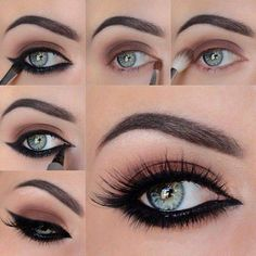 Natural Makeup Look Ideas For Green Eyes - trends4everyone