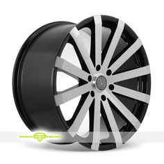 Velocity VW12B Machined Black Wheels For Sale & Velocity VW12B Rims And Tires