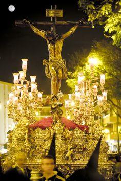 Cristo de la sangre Sevilla