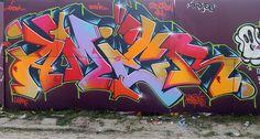 graffiti by wojofoto, via Flickr