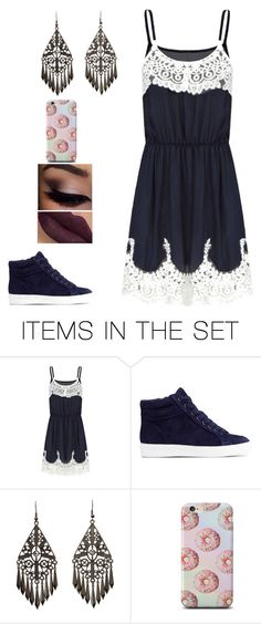 """Untitled #318"" by rhay-q ❤ liked on Polyvore featuring arte"