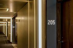 Wayfinding - Hilton Hotel Barra- Barra da Tijuca (RJ) - Brazil # Brazilian design