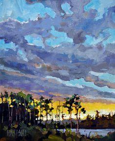 """last light"" ~ Randy Hayashi (Canadian)"