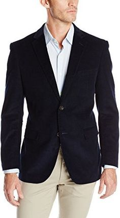 $79, Cotton Corduroy Sport Coat by U.S. Polo Assn.. Sold by Amazon.com. Click for more info: http://lookastic.com/men/shop_items/112658/redirect